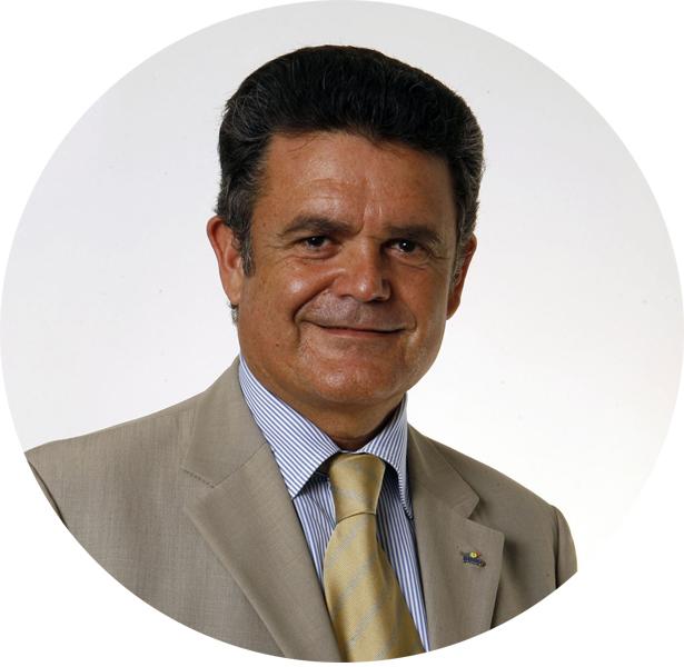 Ramón Pons, president de PIMEC Baix Llobregat-L'Hospitalet