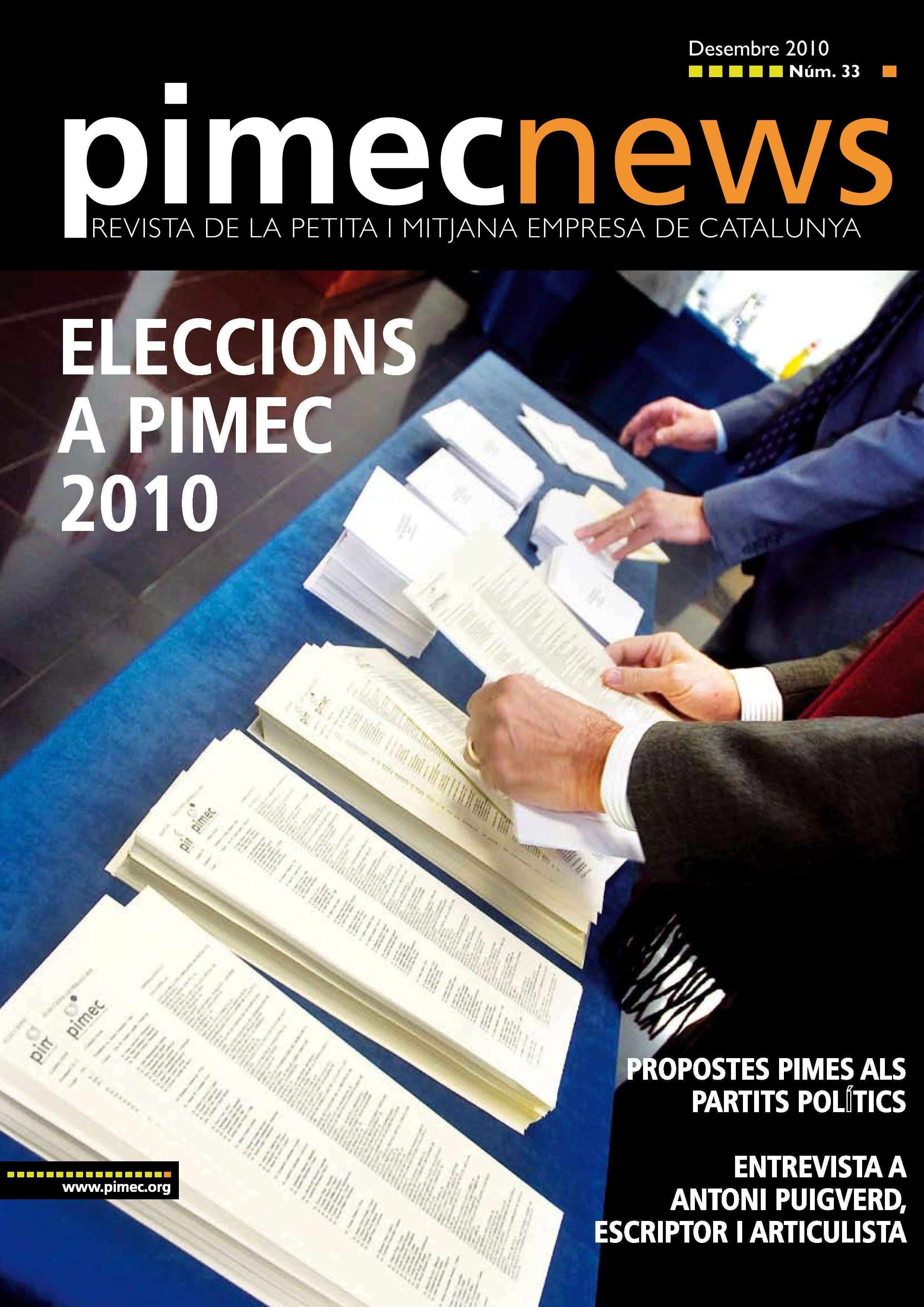 PIMEC News #33