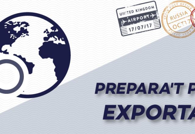 PREPARA'T PER EXPORTAR