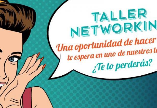 Sesiones de networking cualitativo