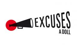 Excuses a doll