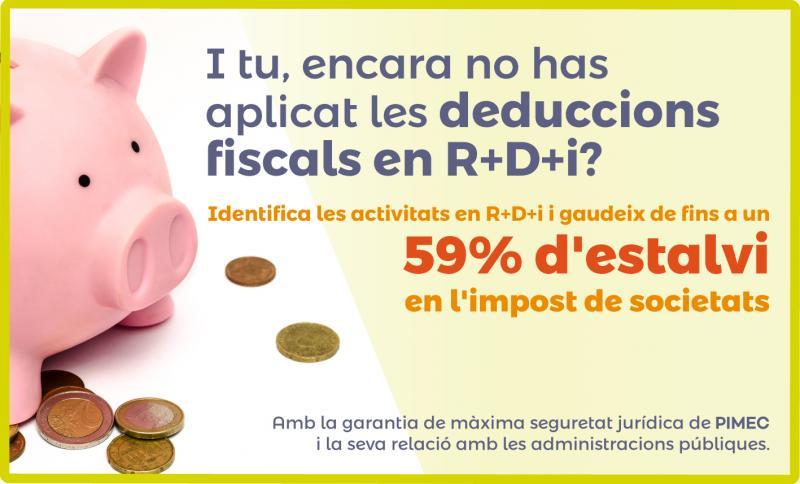 Deduccions fiscals
