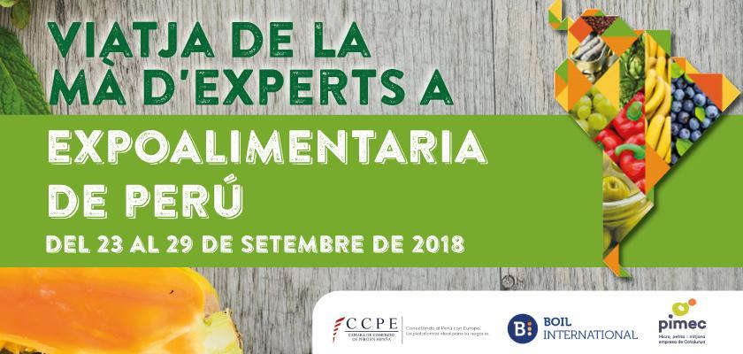 Expoalimentaria Perú