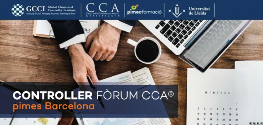 Forum Controller Barcelona pimes Setembre 2020