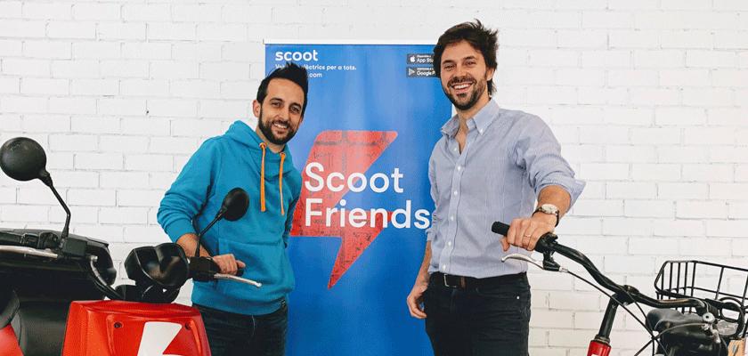 PIMEC Joves i Scoot s'alien per potenciar la mobilitat sostenible a Barcelona